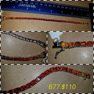 Jewelry - Fire Opal Bracelet
